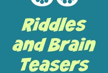 Btain teasers and riddles