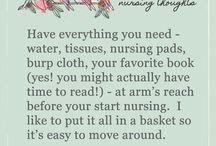 Nursing Tips from Nursing Moms / Nursing Tips from Nursing Moms