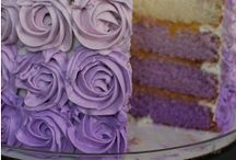 Purple perfection wedding theme / Purple is a fab colour for weddings as the possibilities are endless!