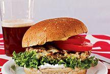 Burgers / by aly vander