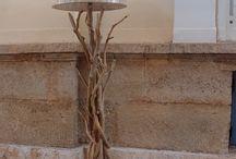 επιδαπέδια φωτιστικά απο θαλασσόξυλα..floor lamps by driftwood / floor lamps by driftwood..επιδαπέδια φωτιστικά από θαλασσόξυλα..για παραγγελίες στις διαστάσεις που θέλετε. τηλ 6976773699
