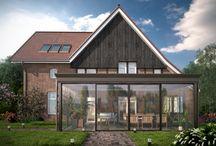 Projekt WINTERGARTEN Keller Luxemburg / MODELING, 3D Gestaltung und Rendering, Präsentation