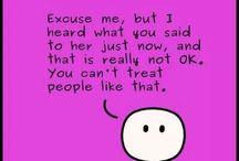 Bullying : (