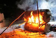 Outdoor skills and camping