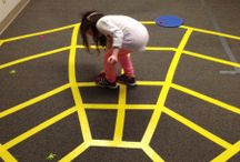 Gross Motor Skills / Follow this board for games, strategies, and ideas on how to improve bilateral coordination, alternating movements, trunk control, trunk rotation, core strength, and other gross motor skills. / by ARK Therapeutic