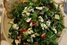 Salads Galore! / Bye, bye plain old iceberg! / by Correen K | Food Lovers Web