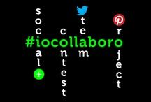 #iocollaboro / Posta una tua immagine originale (foto, infografica, grafica), usa l'hashtag #iocollaboro e ci aiuterai a scrivere un libro sulla collaborazione! Partecipa anche tu alla scrittura del wikibook! Info www.weplus.eu / by weplus_team