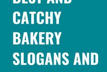 Bakery Slogans and Taglines
