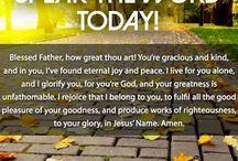 SPEAK THE WORD TODAY!