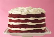 The Red Velvet Shop / by Cake & Bake