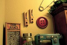 Craft Room / by Lily Awrey-Morgan