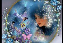 fairies / by Helen Bennor