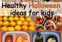 Happy Halloween Healthy&Fun  / Happy Halloween  / by Denise Holcomb