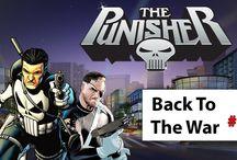 The Punisher / O jogo foi desenvolvido e lançado pela Capcom em 1993. Este jogo trás duas estrelas da Marvel Comics. o anti-hero vigilante the Punisher e a estrela S.H.I.E.L.D., o agente Nick Fury.