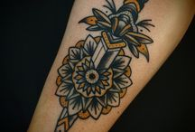 ROse Tattoo / TAttoo