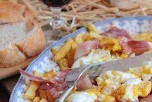 Cooking - Huevos