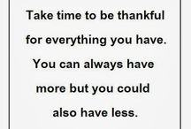 A Gratitude Attitude / by Baggin's Gourmet Sandwiches & Catering
