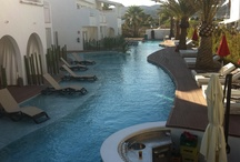 Relaxen / Lekker aan het zwembad liggen