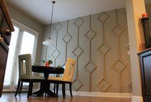 Homes - Wall Treatments