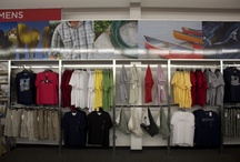 Spring 2013 Visual Merchandising / in-store focal displays Spring 2013 / by VF Outlet