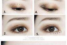 Step make up korean