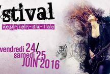 Music Festival / Festivals de Musique entre lacs et montagnes