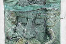 Ned Barraud Illustration