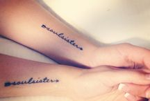 soul sister tattoo ideas / by April Rollins