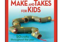 kid crafts / by jessica kobrin bernstein