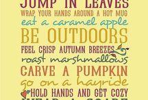 Autumn color & co.