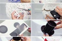 Χριστούγεννα ιδέες για κατασκευές