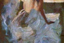 lady with shawl
