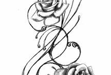 Tattoovorlage Frauen