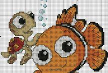 x szemes vízi állatok