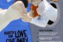 registry for love / by Gregg Burrell