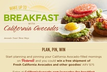Wake Up To Breakfast With California Avocados