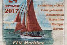 affiches événement nautiques
