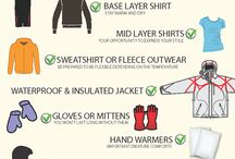 Cold vacation essentials / If you going on vacation in a cold country are this the best tips fore you! ⛷