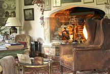 British home decorating style