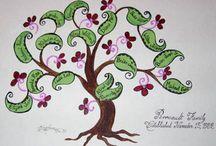 Love famelie tree