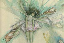 Squashed fairies