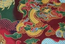 Dragon Fabrics / by Felicia Valmonte