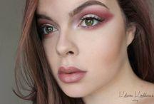 Makeup Looks / Makeup done by Katarína Kondákorová Makeup:)