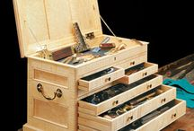 Hout - Workplace items