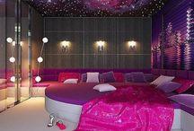 bedroom / by Jada Staat