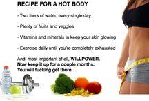 Health/Fitness / by Kayla Rowland