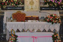 Matrimonio Colorato a Taormina / Matrimonio vivace e frizzante nei colori e contenuti, nella splendida cornice di Taormina , chiesa di San Giuseppe.