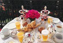 Mí desayuno perfecto mmm...