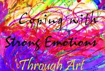 Kunsttherapie + Art Therapy / Kunst und Therapie und Wissenschaft ... Science + Art + Therapy ... Artikel zu Kunsttherapie - Art Therapy - Expressive Arts - Community Arts - Künstlerische Therapien