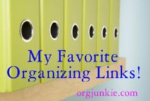 Organizing Tips and Tricks / by Amanda Dudley